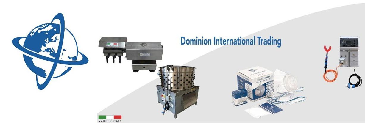 En-tête de la catégorie de la marque Dominion
